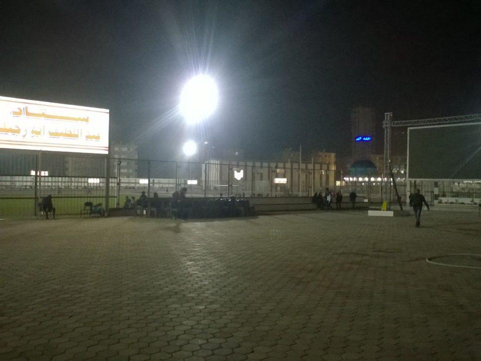 شاشه نادى الزمالك _ Zamalek Club Screen