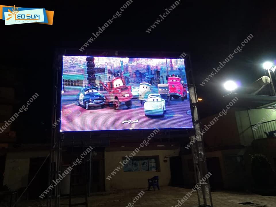 أسعار شاشات العرض الدعائية